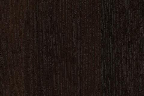 black-brown oak melamine